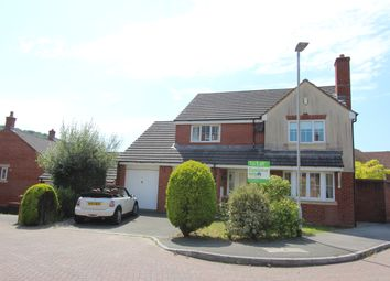 Thumbnail 4 bed detached house to rent in Mitchell Close, Plymstock, Plymouth