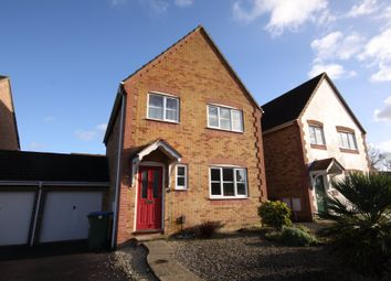 Thumbnail 3 bed link-detached house for sale in Christie Avenue, Whiteley, Fareham