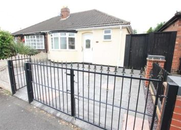 2 bed semi-detached bungalow for sale in Hannah Road, Bilston WV14