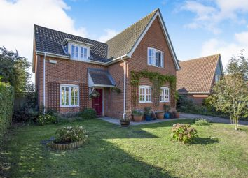 Thumbnail 3 bed detached house for sale in The Gables, Leiston