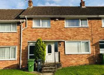 Thumbnail 3 bedroom terraced house for sale in Ashcroft Crescent, Fairwater, Cardiff
