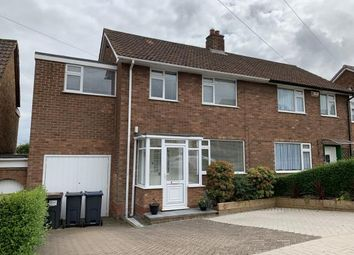 Thumbnail 4 bed semi-detached house for sale in Long Mynd Road, Northfield, Birmingham, West Midlands