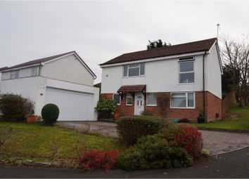 Thumbnail 4 bed detached house for sale in Newport Close, Portishead