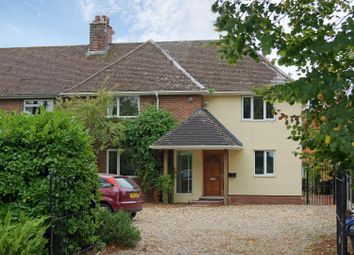 Thumbnail 4 bedroom end terrace house for sale in Culford Road, Fornham St. Martin, Bury St. Edmunds