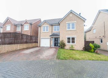 Thumbnail 4 bed detached house for sale in Hillside Court, Chilton, Ferryhill