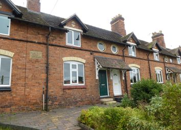 Thumbnail 2 bed terraced house to rent in Claypit Street Terrace, Whitchurch, Shropshire