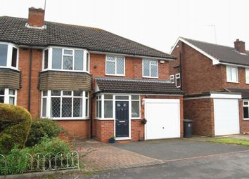 Thumbnail 4 bed semi-detached house to rent in Wickham Road, Studley
