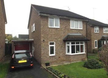 Thumbnail 4 bed detached house for sale in Birch Avenue, Evesham, Worcestershire