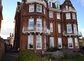 Thumbnail 1 bed flat for sale in Kirkley House, Kirkley Cliff Road, Lowestoft