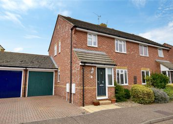 Thumbnail 3 bed semi-detached house for sale in Riverside Way, Kelvedon, Essex