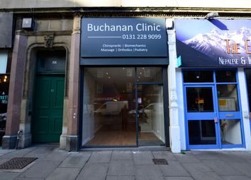 Thumbnail Commercial property to let in Home Street, Tollcross, Edinburgh