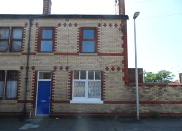Thumbnail 2 bed end terrace house to rent in Empire Grove, Blackpool FY37Ax