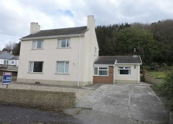 Thumbnail 3 bedroom detached house for sale in Llanybydder