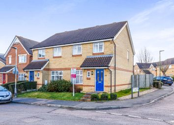 Thumbnail 3 bedroom semi-detached house for sale in Great Innings South, Watton At Stone, Hertford