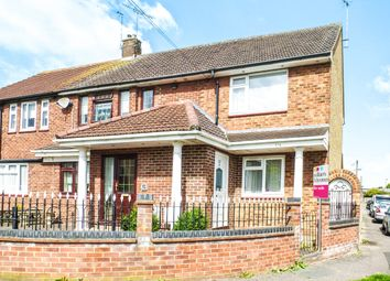 Thumbnail 2 bed end terrace house for sale in Castle Road, Hoddesdon