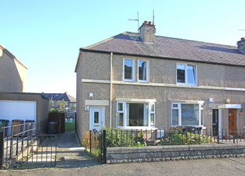 Thumbnail 2 bedroom end terrace house for sale in 37 Northfield Farm Road, Northfield, Edinburgh