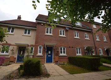 Thumbnail 3 bed terraced house to rent in Connaught Way, Alton