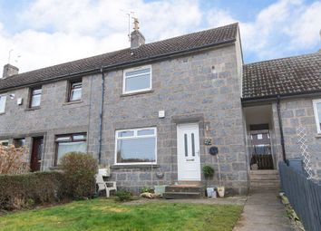 Thumbnail 2 bed terraced house for sale in Tollohill Place, Aberdeen