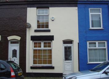 Thumbnail 2 bedroom terraced house to rent in Lowell Street, Liverpoool