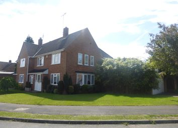 Thumbnail 4 bed semi-detached house for sale in Moor Copse Close, Earley, Reading