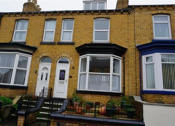 Thumbnail 3 bed terraced house for sale in Franklin Street, Scarborough, North Yorkshire
