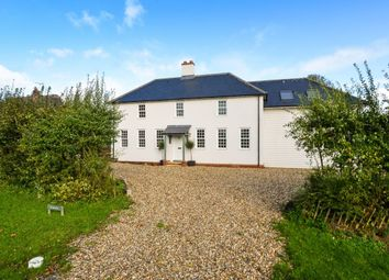 Thumbnail 4 bed detached house for sale in Langley Lower Green, Saffron Walden