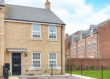 Thumbnail 3 bed end terrace house for sale in Harrison Mews, Beverley