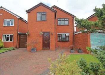 Thumbnail 3 bed detached house for sale in Merlewood Drive, Astley, Tyldesley, Manchester