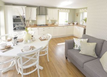 "Thumbnail 4 bedroom detached house for sale in ""Alnwick"" at Saxon Court, Bicton Heath, Shrewsbury"