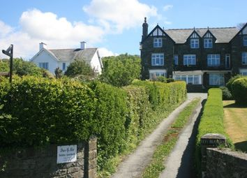 Thumbnail 2 bed flat to rent in Harlech