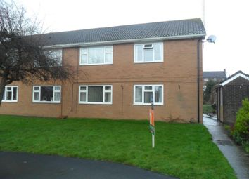 Thumbnail 2 bed flat for sale in Oak Drive, Minsterley, Shrewsbury