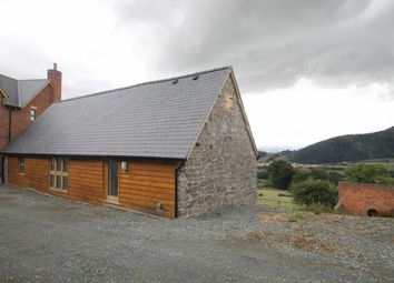 Thumbnail 1 bed barn conversion to rent in Heldre, Trewern, Welshpool