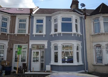 Thumbnail 4 bed terraced house to rent in Mortlake Road, Ilford