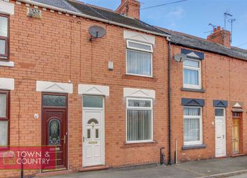Thumbnail 2 bed terraced house for sale in Strickland Street, Shotton, Deeside, Flintshire