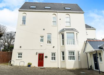 Thumbnail 3 bed maisonette for sale in Albert Crescent, Penarth