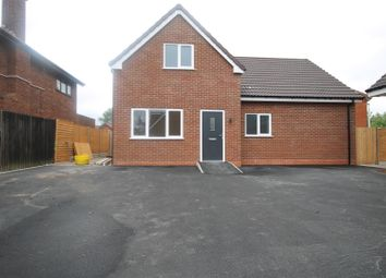 Thumbnail 3 bed detached bungalow for sale in Birchover Road, Walsall