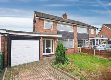 3 bed semi-detached house for sale in Roundhey, Heald Green, Cheadle SK8