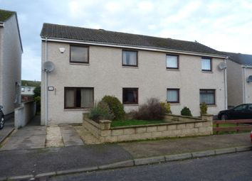 Thumbnail 2 bed semi-detached house to rent in 26 Springburn Place, Elgin
