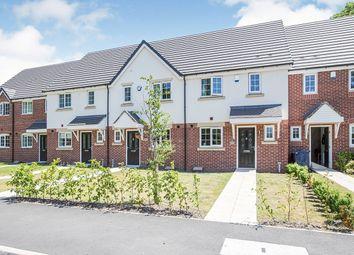 3 bed terraced house for sale in Rosebay Gardens, Higher Walton, Preston PR5