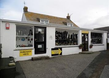 Thumbnail Commercial property for sale in Pendragon Gifts, Fore Street, Tintagel, Cornwall