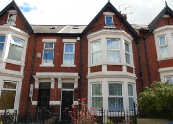Thumbnail 5 bedroom terraced house for sale in Wingrove Road, Fenham, Newcastle Upon Tyne