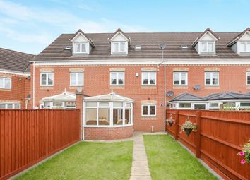 Thumbnail 3 bedroom town house for sale in Smallshire Close, Wednesfield, Wolverhampton