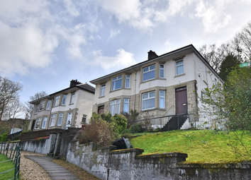 Thumbnail 3 bedroom semi-detached house for sale in 44 Caledonia Crescent, Gourock