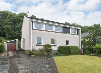 Thumbnail 4 bed detached house for sale in 21 Inchcolm Drive, North Queensferry, Fife