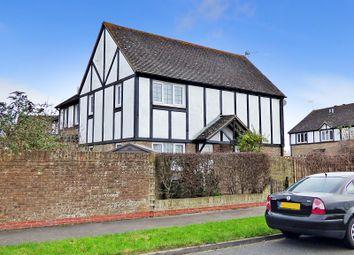 Thumbnail 1 bed end terrace house to rent in Fleet Close, Beaumont Park, Littlehampton