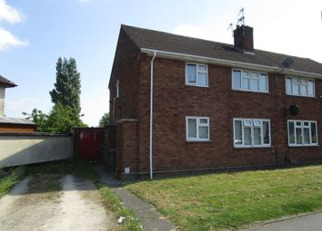 Thumbnail 1 bed flat for sale in Cheviot Road, Parkfield, Wolverhampton