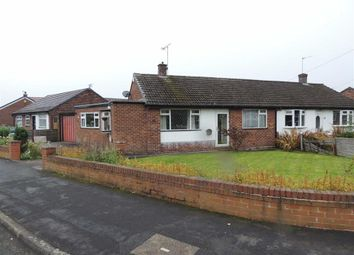 Thumbnail 2 bedroom semi-detached bungalow for sale in Offerton Drive, Offerton, Stockport