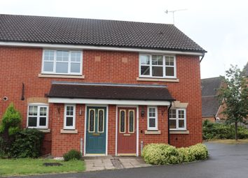 Thumbnail 2 bed end terrace house to rent in Gauge Close, Breme Park, Bromsgrove