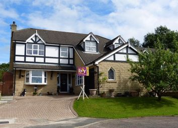 Thumbnail 5 bed detached house for sale in Chelmsford Close, Lancaster