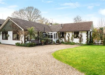 4 bed bungalow for sale in Wellhouse Lane, Headbourne Worthy, Winchester, Hampshire SO23